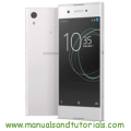 Sony Xperia XA1 Manual And User Guide PDF