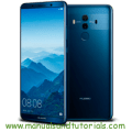 Huawei Mate 10 Manual And User Guide PDF