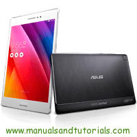 Asus ZenPad S 8.0 Manual And User Guide PDF