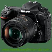 Nikon D500 Manual And User Guide PDF