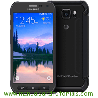 Samsung Galaxy S6 Active Manual And User Guide PDF