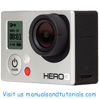 GoPro Hero 3 Manual And User Guide PDF