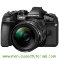 Olympus E-M1 Mark II Manual And User Guide PDF
