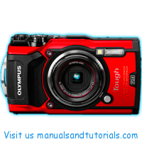 Olympus TG-5 Manual And User Guide PDF