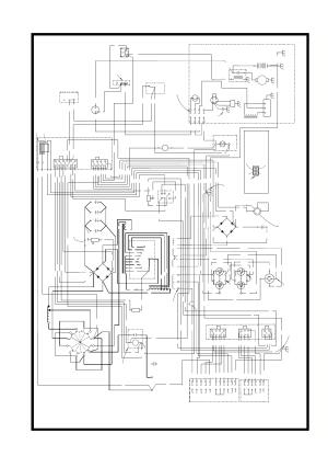 Lincoln Electric IM511D RANGER 9 (ONAN)  WIRING DIAGRAM