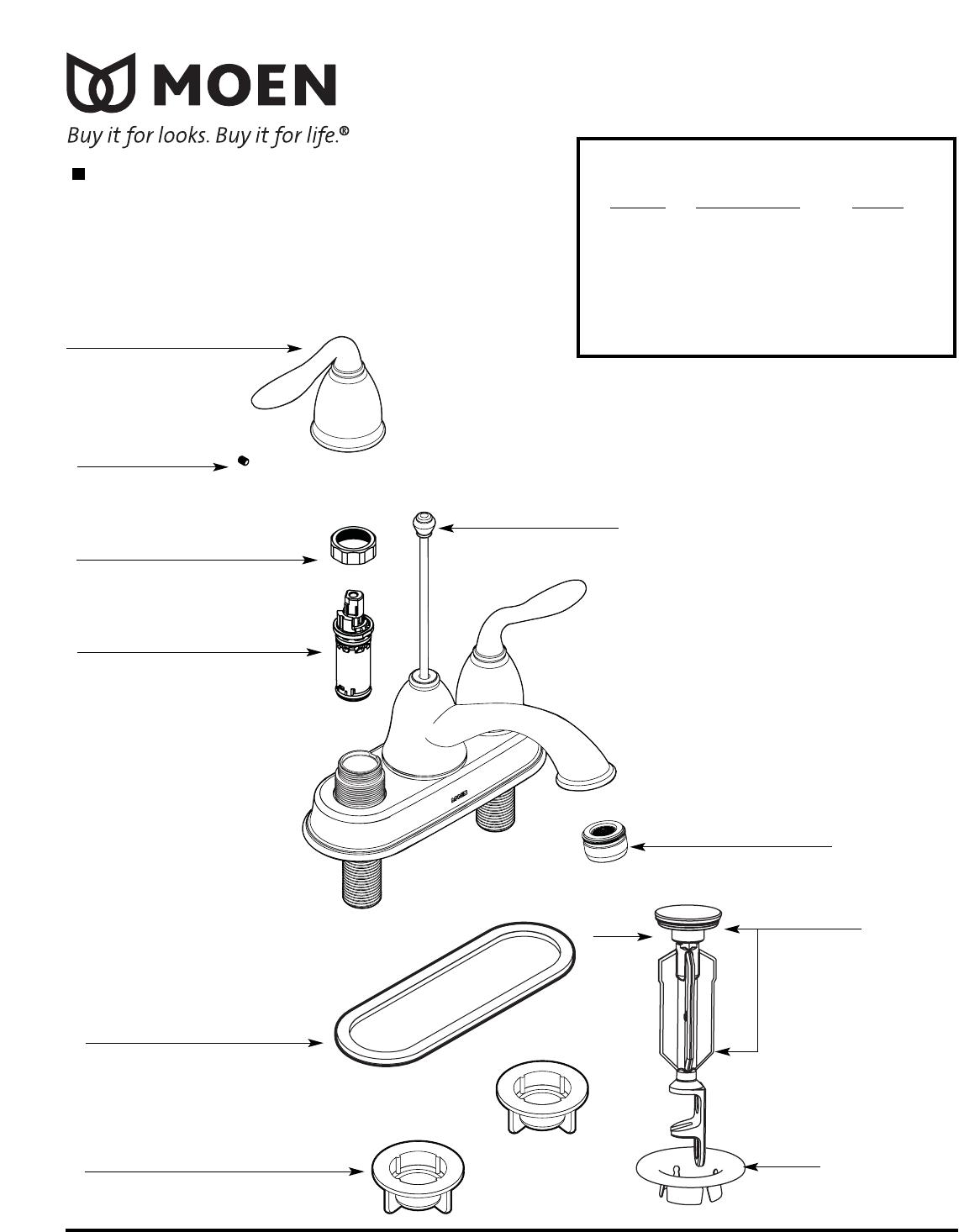 Moen Manual