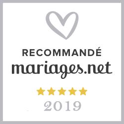Manu DJ recommandé par mariages.net 2019