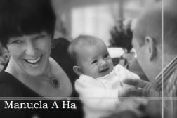 Lachen mit Oma und Opa