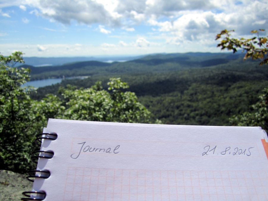 Let The Journal Begin