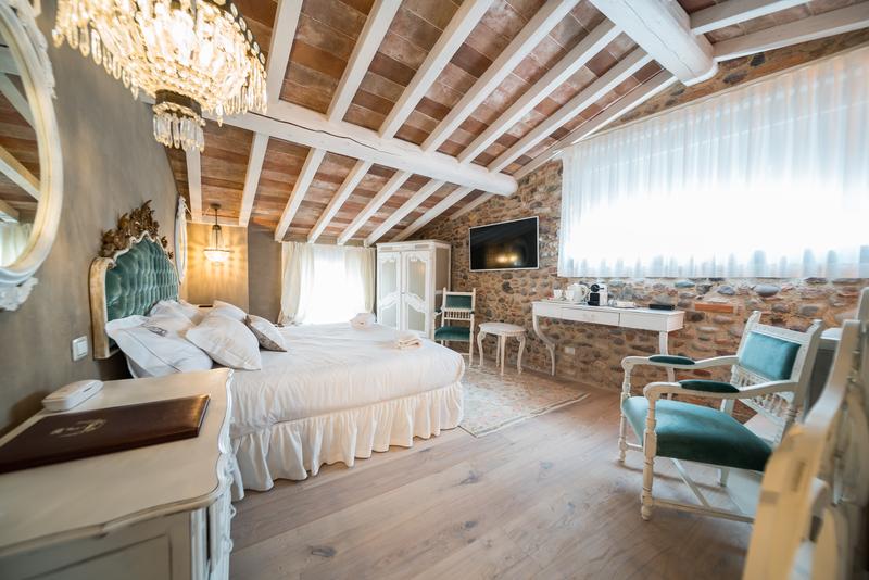 La Suite Elisabeth della Regia Rosetta Royal Rooms