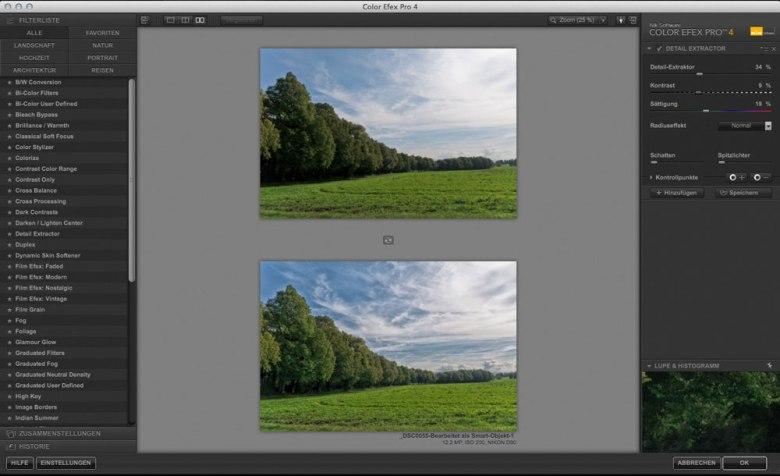 Color Efex Pro 4 Details Extractor