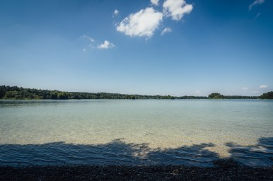 Ostersee Sommer