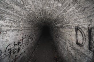 Lost Place Bunkertunnel
