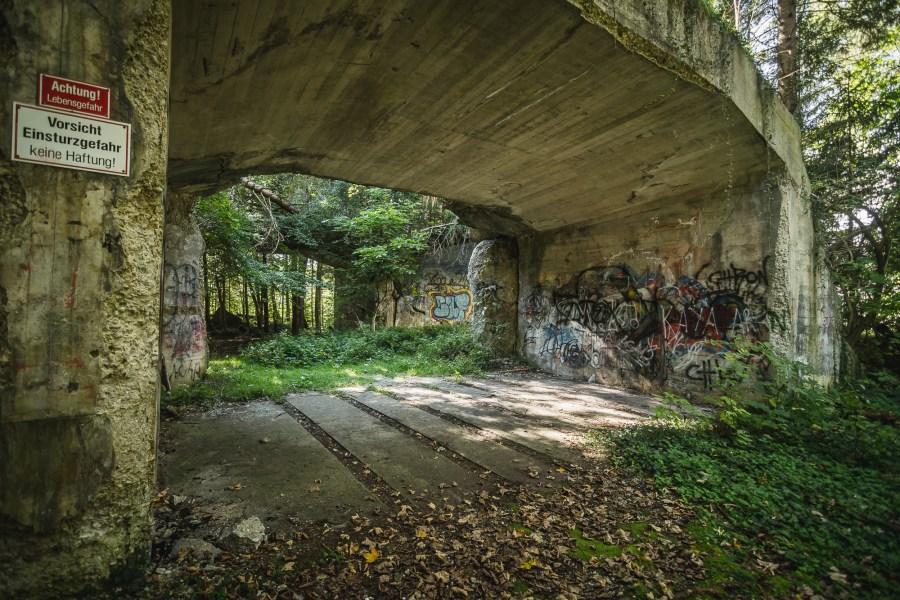 Lost Place Munitionsfabrik