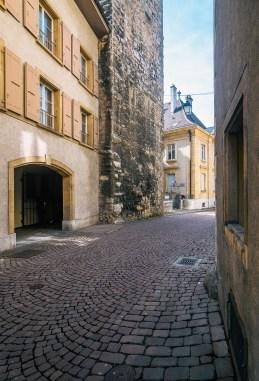 Altstadt Neuchatel (Neuenburg)
