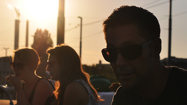 Portrait-Fotografie: Abschied in Basel, Titelbild