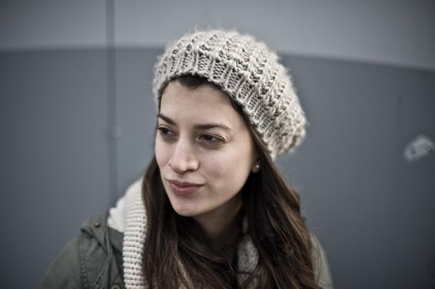 Portrait-Fotografie beim Berner Bahnhof