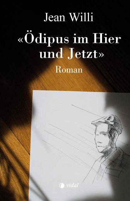 Ödipus im Hier und Jetzt, fotografierte Illustration