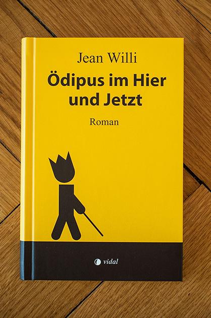 Ödipus im Hier und Jetzt – Buchcover