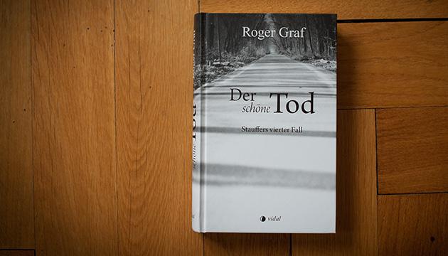 Buchgestaltung – Der schöne Tod, Beitragsbild