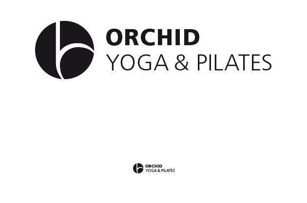 Logo-Design Orchid - Grundlage für den Feinentwurf