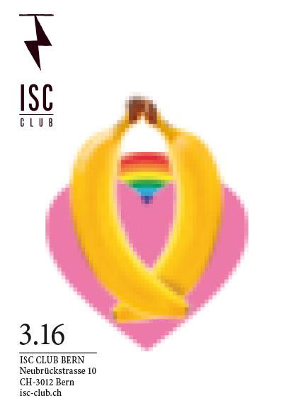 Plakatwettbewerb fürs ISC – Flyer-Sujet Golden Tolerdance
