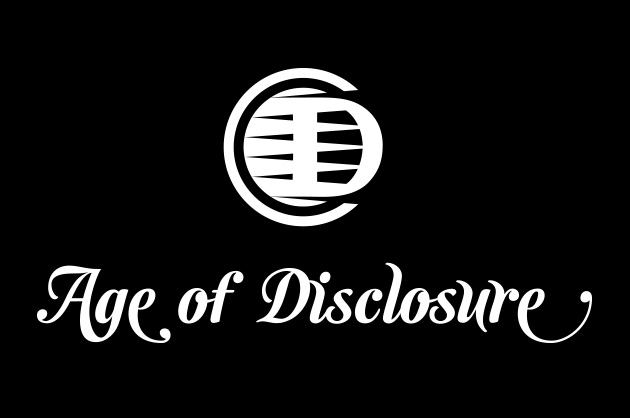 Finales Logo Age of Disclosure in negativer Anwendung