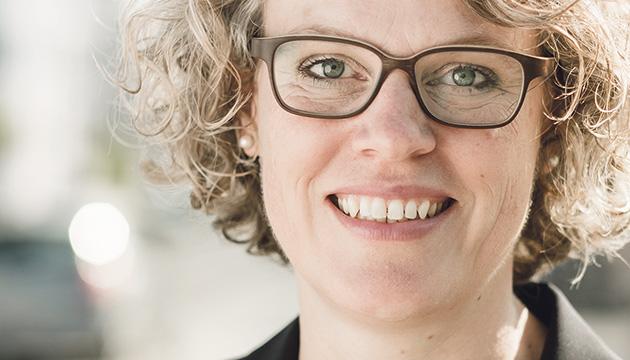 Grafik – Kampagne für Annemarie Berlinger-Staub