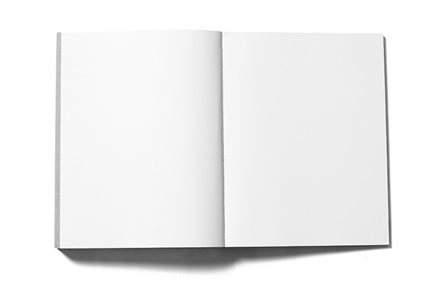 Murifeldbuch, limitierte Festauflage – der Geschichtsteil in weissem, gestrichenem Glanzpapier