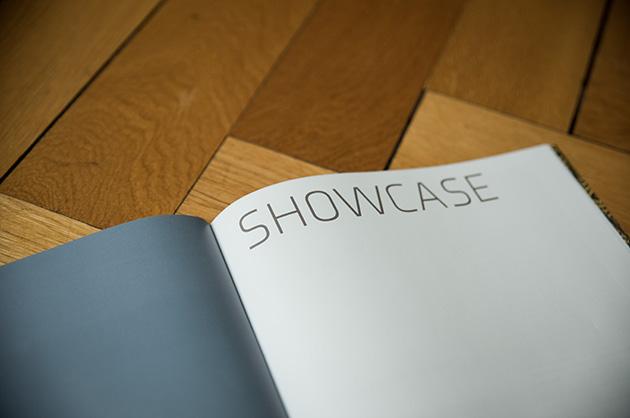 Jahresbericht SGD 2018, Titelseite vor den Showcases