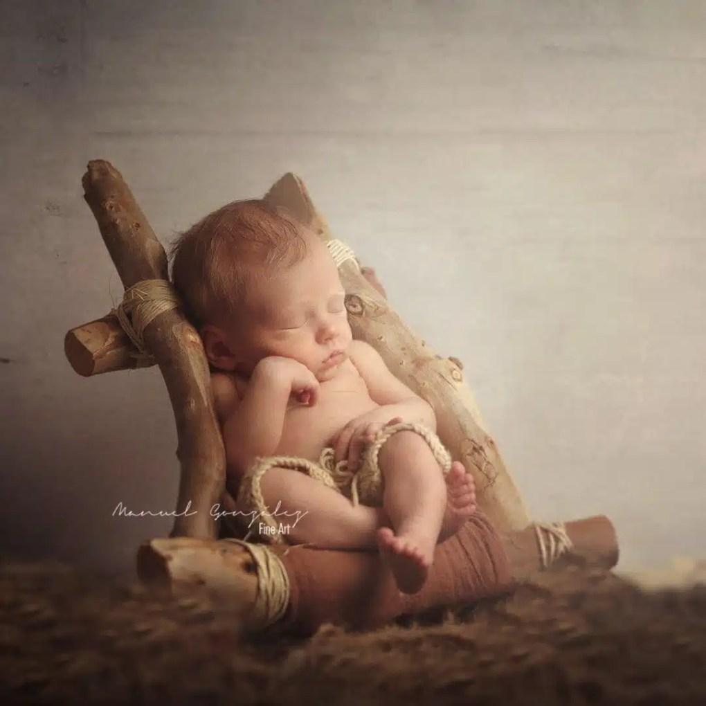 fotografia artística infantil