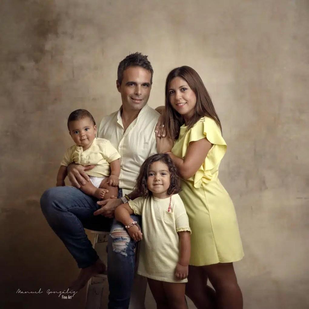 fotografías familiares consejos