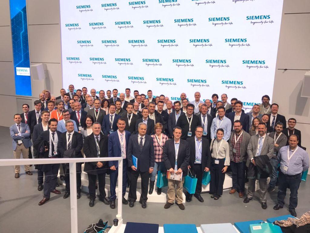Hannover Messe Siemens 2017