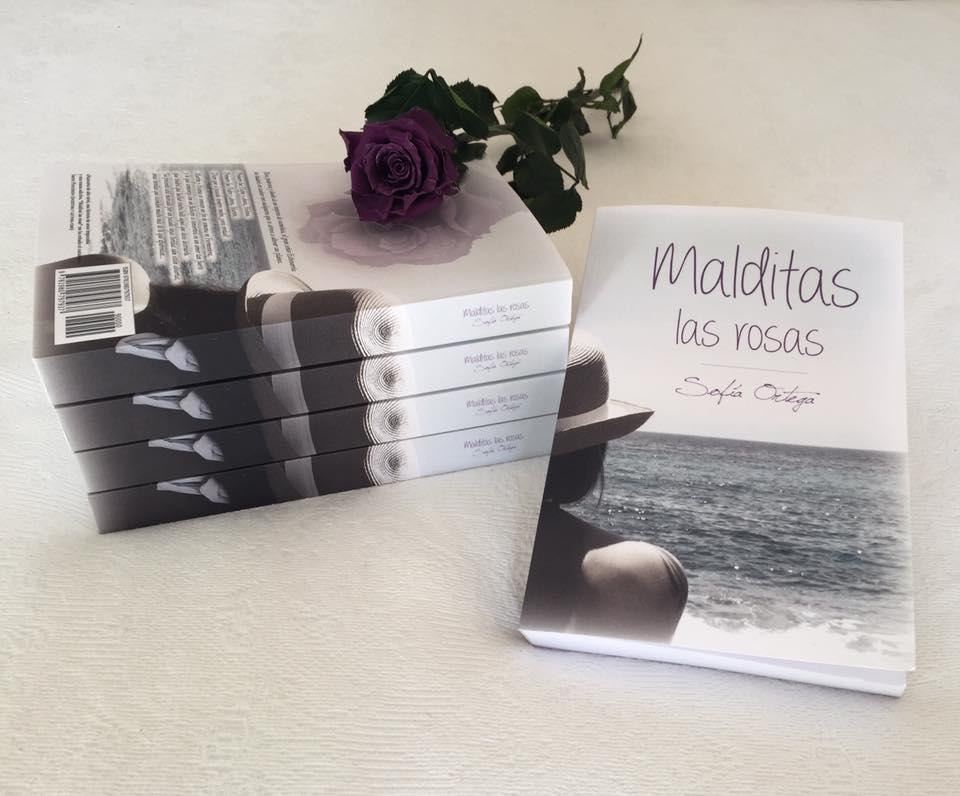 entrevista a sofia ortega autora de malditas las rosas