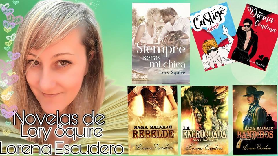 lorena escudero libros