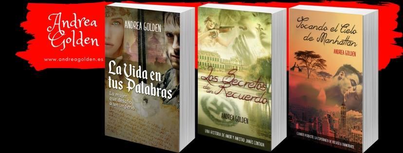 Andrea Golden libros
