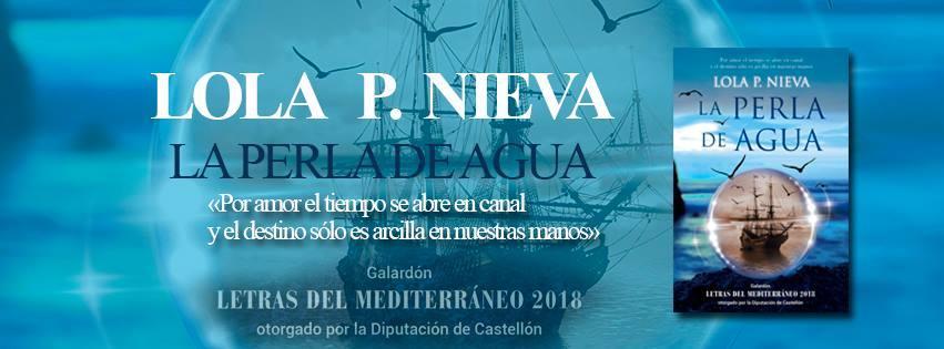 La perla del agua Lola P. Nieva
