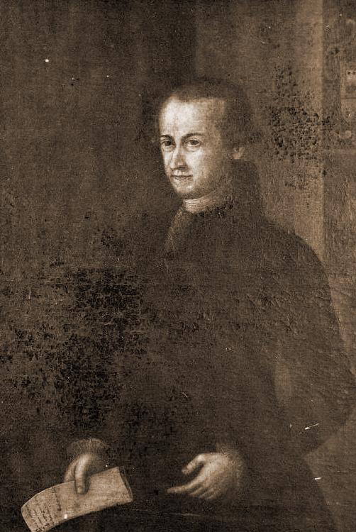 """Lope de la Guerra y Peña, autor de unas interesantes """"Memorias"""" que mencionan el vino de Tenerife, en el siglo XVIII."""