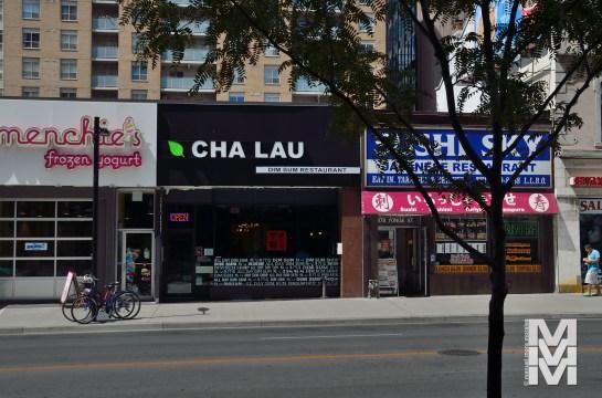 Cha Lau