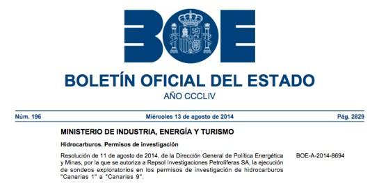 BOE_Petróleo_Prospecciones_Canarias_01