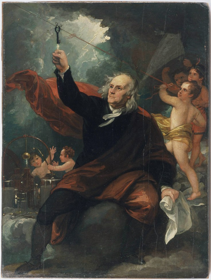 benjamin-franklin-drawing-electricity-from-the-sky-by-benjamin-west-circa-1816