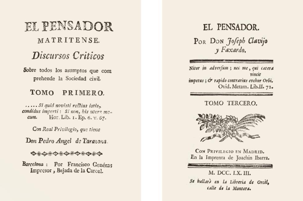 José de Clavijo y su extraña historia