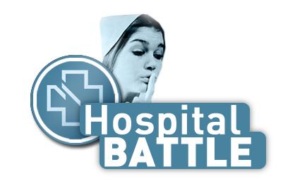Hospital battle: el juego de los hospitales del SERGAS