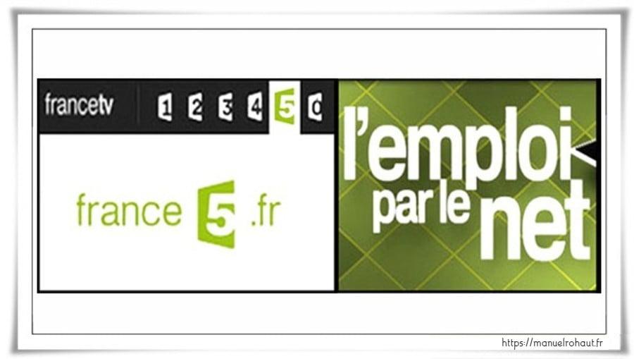 Manuel Rohaut - Emploi par le net France5