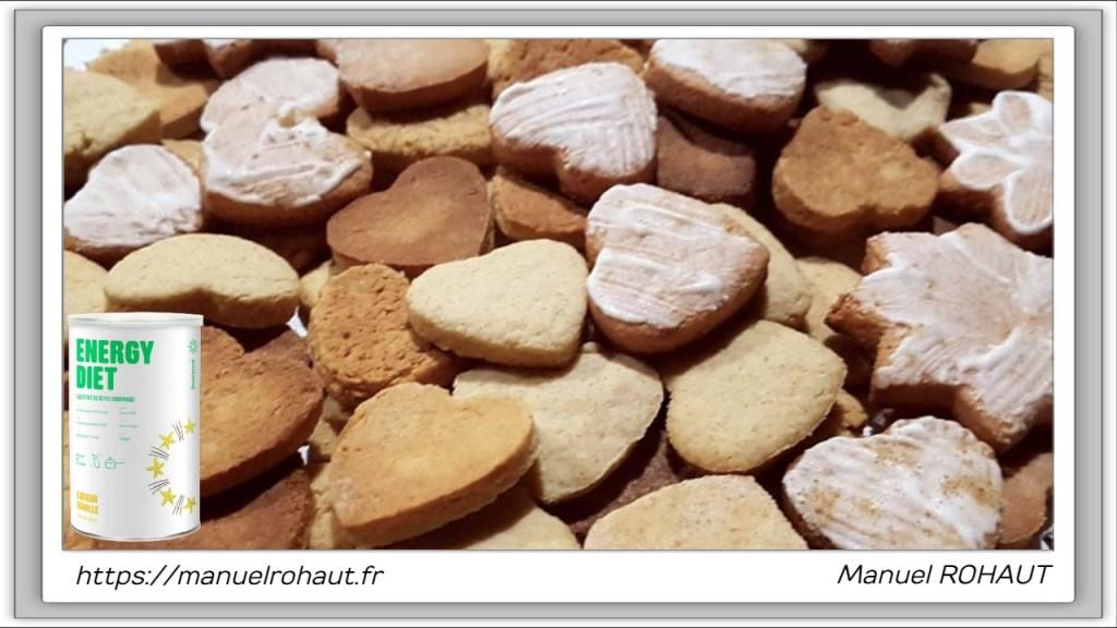 Beautysané© Alimentation saine, équilibrée et gourmande, recette healthy sablés sans beurre