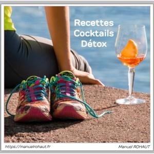 Beautysané : guide des recettes cocktails pour une detox gourmande