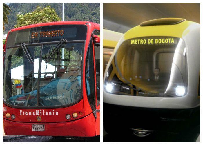 Transmilenio-metro