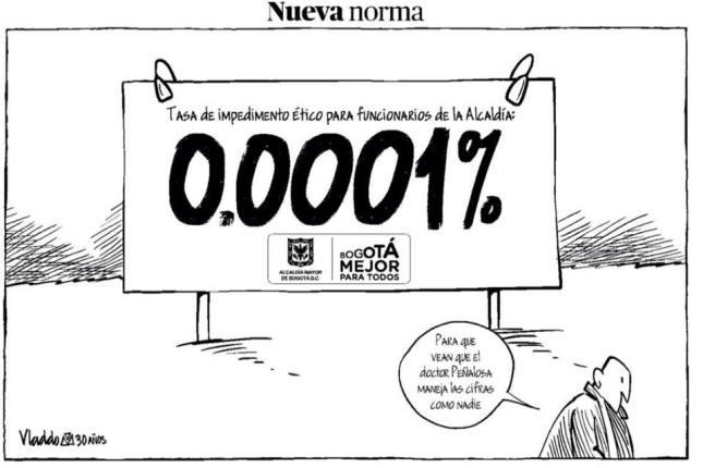 Caricatura de Vladdo
