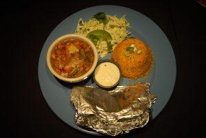 Baja Fish Taco Dinner