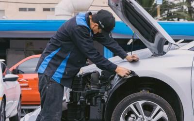 Front Bumper Repairs